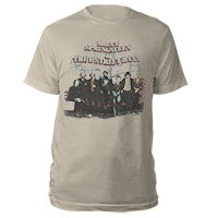 Bruce Springsteen and the E Street Band Vintage Photo Tee
