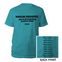 Working Personnel Tee