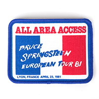 Lyon Paris Patch