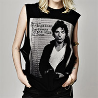 Bruce Springsteen Muscle Tee