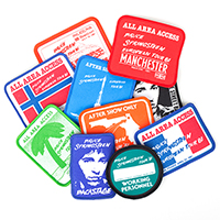 All Access Pass Patches Bundle