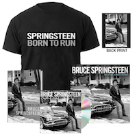 Born To Run + Chapter & Verse Super Bundle