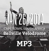 Cape Town, South Africa - 26 Jan, 2014  MP3