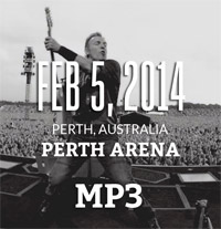Perth, Australia - 5 Feb, 2014  MP3