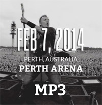 Perth, Australia - 7 Feb, 2014  MP3