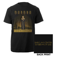 Barbra Back to Brooklyn Tee