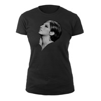 Barbra Portrait Jr. Tee