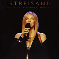 Streisand: Live In Concert (2 CD's)