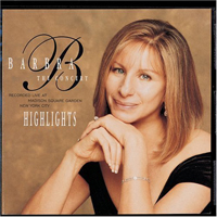 Barbra: The Concert Highlights [LIVE]