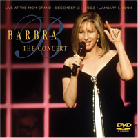 Barbra Streisand - The Concert (Live at the MGM Grand) [DVD]