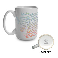 Bernie Taupin Your Song Mug