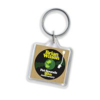 Pet Sounds 50th Anniversary keychain