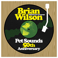 Pet Sounds 50th Anniversary Tour Program