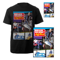 Brian Wilson & Jeff Beck Tour Bundle