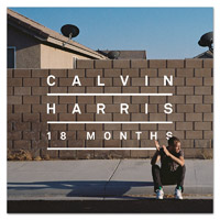 Calvin Harris 18 Months CD