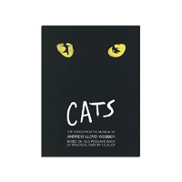 Cats Vocal Selection Book