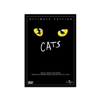 Cats DVD Region 2