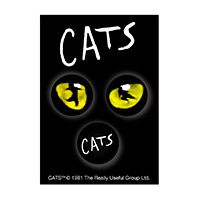 Cats 3 Badge Set