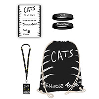 Cats Drawstring Goodie Bag