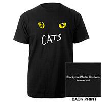Cats Eyes Blackpool Men's T-shirt