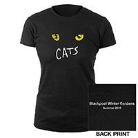 Cats Eyes Blackpool Women's T-shirt