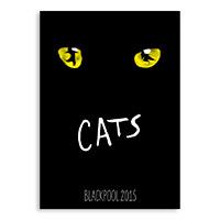Cats Blackpool Souvenir Brochure