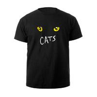 Cats Eyes Black Tour Youth T-shirt