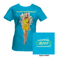 2011 Carrie Underwood Daisy Babydoll
