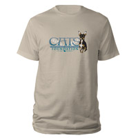 C.A.T.S. Foundation Tee