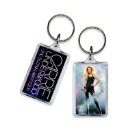 Official Blown Away Tour Keychain
