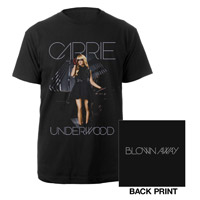 Carrie Underwood Sunglasses Tee