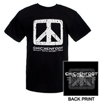 Chickenfoot Logo Tee