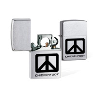 Chickenfoot Logo Zippo