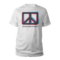 Exclusive - Chickenfoot 3D Logo Tee