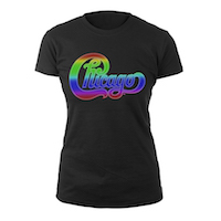 Chicago Women's Rainbow Tee