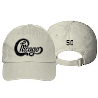 Chicago 50th Anniversary Hat