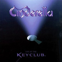 Live at The Keyclub CD
