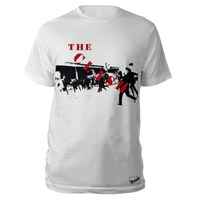 The Clash Wht 1st Ever T-shirt
