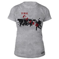 The Clash Sports Grey 1st Ever Ladies T-shirt