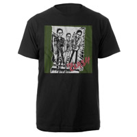 The Clash 1st Album Tee