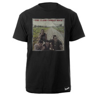 Combat Rock Album Tee