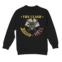 The Clash Straight To Hell Sweatshirt