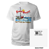Jimmy Buffett City Of Hope Tee