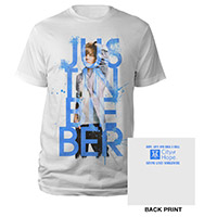 Justin Bieber City Of Hope Tee