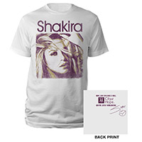 Shakira City Of Hope Tee
