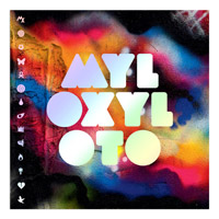 North American Mylo Xyloto Tour Program