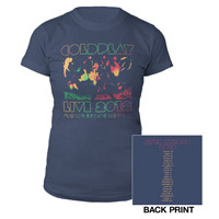 2012 North American Tour Live Women's Photo Tee
