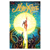 Mylo Xyloto Comic Series Issue #4