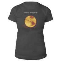Parachutes Album Cover Women's Tee