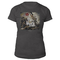Viva La Vida Album Cover Women's Tee